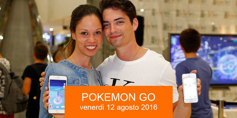 Pokemon Go- 12/08/2016