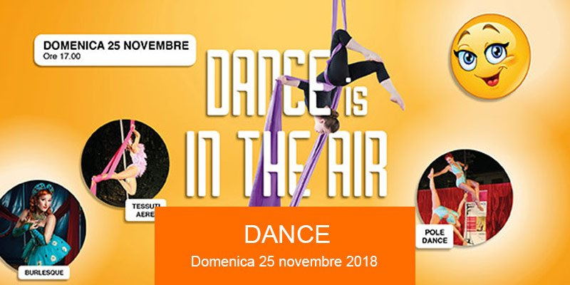 Dance is in the air